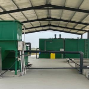 废水处理设施工程