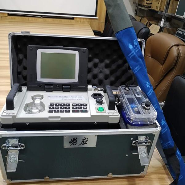 崂应3012H型自动烟尘气测试仪