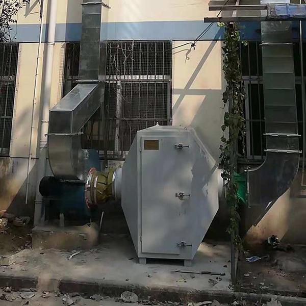 废气治理高空排放项目