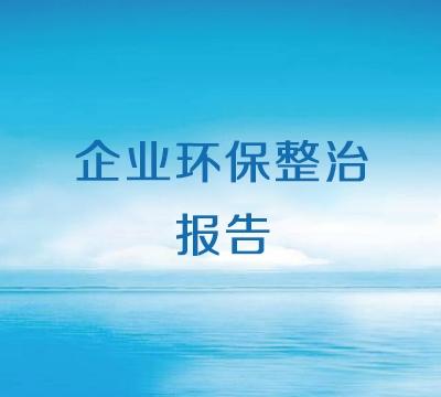 武汉企业环保整治报告